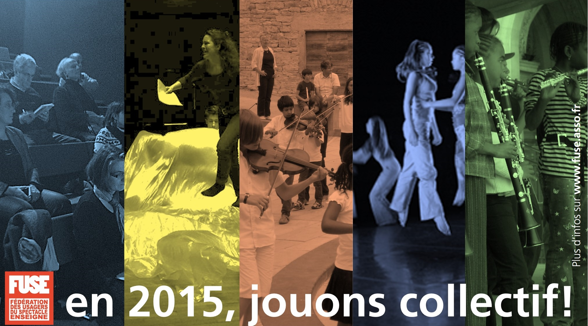 FUSE 2015 - Jouons collectif !